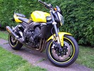 Thumbnail Yamaha FZ1-N FZ1-NV FZ1-S FZ1-SV Motorcycle Workshop Service Manual 2006