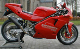Thumbnail Ducati 888STRADA 888SPO 888SP5 Service Manual 1991-1995