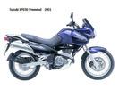 Thumbnail Suzuki XF650 Freewind Motorcycle Service & Repair Manual 1997-2001