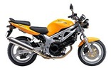 Thumbnail Suzuki SV650 (SV650X, SV650Y) Motorcycle Workshop Service Repair Manual 1999-2001