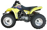 Thumbnail Suzuki LT80 ATV Workshop Service Repair Manual 1987-2006