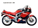 Thumbnail Suzuki GSX-R1100 Motorcycle Workshop Service Repair Manual 1986-1988