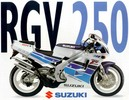 Thumbnail Suzuki RGV250 Motorcycle Workshop Service Manual 1989-1996