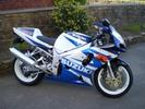 Thumbnail Suzuki GSX-R750 (GSX-R750Y, GSX-R750K1, GSX-R750K2) Motorcycle Workshop Service Repair Manual 2000-2002