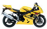 Thumbnail Suzuki GSX-R600-K4 Motorcycle Service Repair Manual 2004