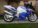 Thumbnail Suzuki GSX-R600-K1 Motorcycle Service Repair Manual 2001