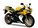Thumbnail Yamaha YZFR1W, YZFR1WC Motorcycle Workshop Service Manual 2006