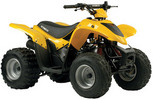 Thumbnail Kymco Mongoose KXR 90, KXR50 ATV Workshop Service Repair Manual