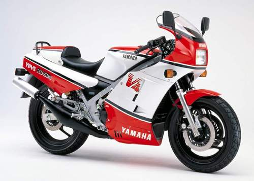 yamaha rd500lc rz500 rzv500r service repair manual 1984 1985 rh tradebit com Yamaha RZ350 YZR500 Replica