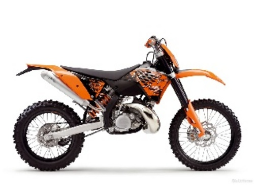 Pay for KTM 125/200 SX, MXC, EXC Service Manual 1999, 2000, 2001, 2002, 2003