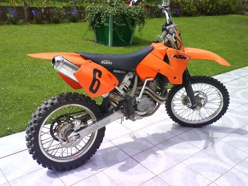 Pay for KTM 250-525 SX, MXC, EXC Racing Motorcycle Service Repair Manual 2000, 2001, 2002, 2003