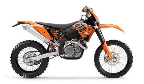 Pay for KTM 450/530 EXC-R XCR-W Motorcycle Service & Repair Manual 2008
