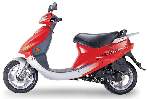 Pay for Kymco ZX 50 Scooter Workshop Service Manual 2000