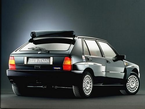 Pay for Lancia Delta HF Integrale (8V, 16V, Evoluzione I, II) Servic