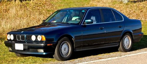 BMW 5 Series (E34) 525i 535i Electrical Troubleshooting (ETM) Manual  1988-1995 (3,600+ pages, printable, single-file PDF)