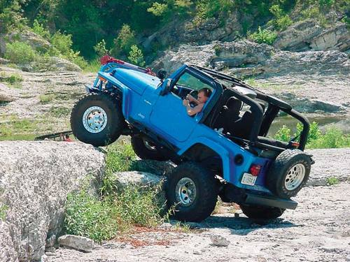 Pay for 2000-2003 Jeep Wrangler TJ Service & Repair Manuals