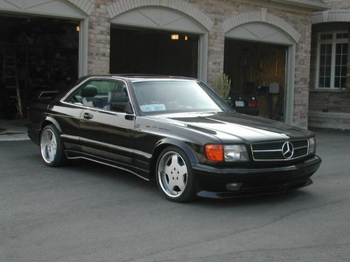 Pay for Mercedes-Benz Model 126 Service & Repair Manual 1981-1991