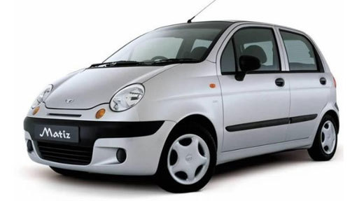 Daewoo Matiz Workshop Service Manual 2003