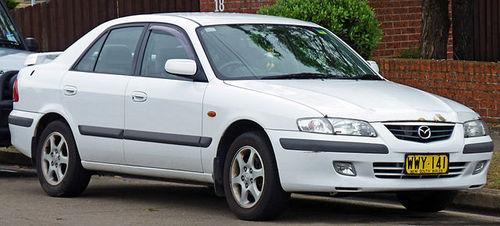 Mazda 626 Workshop Service Manual 1997-2002