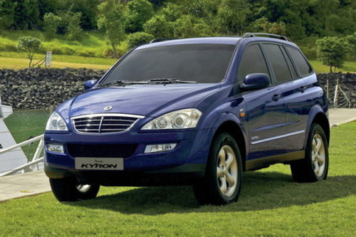 Pay for SsangYong Kyron Service & Repair Manual 2003-2005