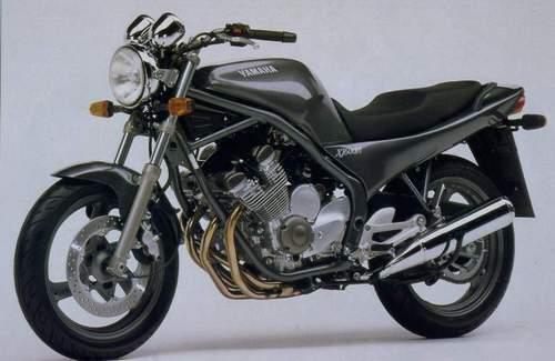 yamaha xj600s xj600n motorcycle workshop service manual