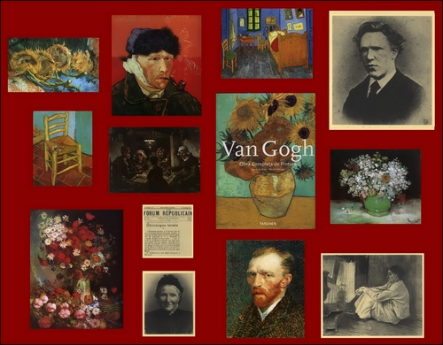 Pay for Van Gogh - Complete Work of Art (paintings+photos) (1.7GB)