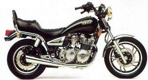 Yamaha Maxim Xj Manual