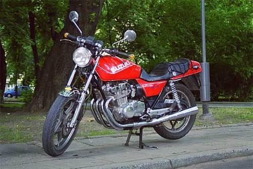 Pay for Suzuki GSX400F (GSX400FX, GSX400FZ, GSX400FD) Motorcycle Workshop Service Repair Manual 1981-1983