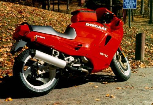 Pay for Ducati 907 I.E. Motorcycle Workshop Service Repair Manual 1990-1993 (En-De-It-Fr-Es)