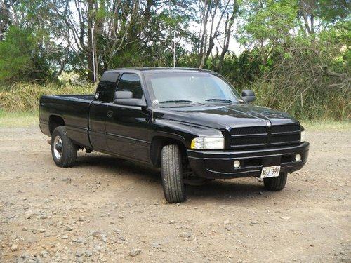 dodge 2001 ram 1500 2500 3500 pickup truck workshop repair. Black Bedroom Furniture Sets. Home Design Ideas