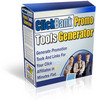 Thumbnail ClickBank Promo Tools Generator - MRR