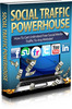 Thumbnail Social Traffic Powerhouse with MRR