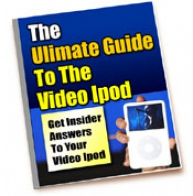 Pay for The Ultimate Guide To The Video iPod