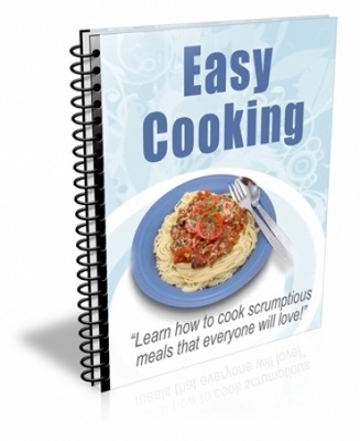 Pay for Easy Cooking Newsletter With Private Label Rights