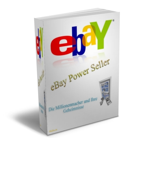 Pay for eBook - ebay Powerseller- Geheimnisse!
