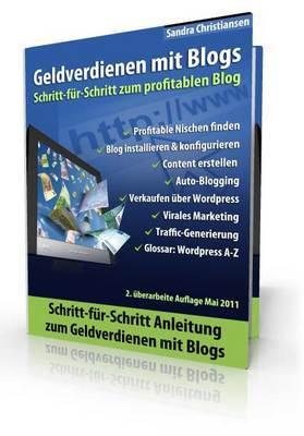 Pay for Geldverdienen mit Blogs 2.0 Auflage 2011 + MMR-Lizenz!