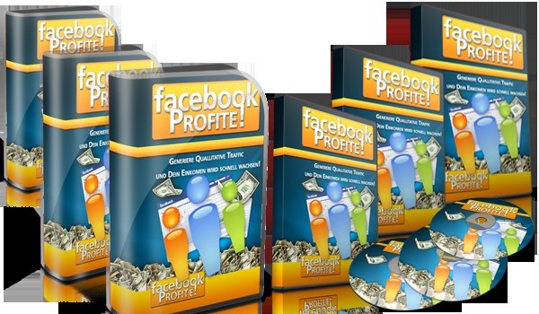 Pay for Facebook Profite in Deutsch, 9 Lernvideos mit MRR!