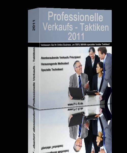 Pay for Professionelle  Verkaufs - Taktiken  PLR Lizenz!