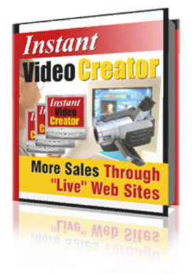 Pay for Instant Video Creator