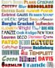Thumbnail 65,000 Extreme Fonts !