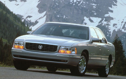 1997 cadillac deville owners manual instant download