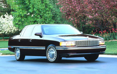 Free 1996 Cadillac Deville Owners Manual Instant Download ! Download thumbnail