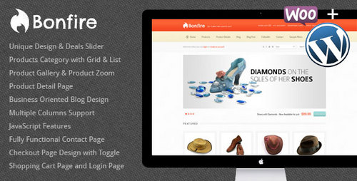 Pay for Bonfire is modern eCommerce theme