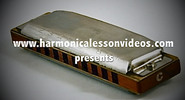 Thumbnail Harmonica Lesson/ 20 Hot Melodic Blues Licks (vol 1)