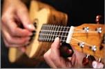 Ukelele Lesson/ Blessed Assurance/ tenor