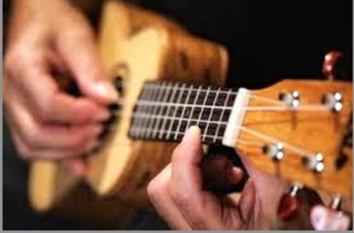 Pay for Ukelele lesson/ Till There Was You/ Tenor