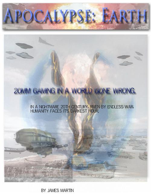 Apocalypse: Earth Miniature Wargame Rulebook