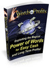 Thumbnail Words to Profit - The right message for the right peop