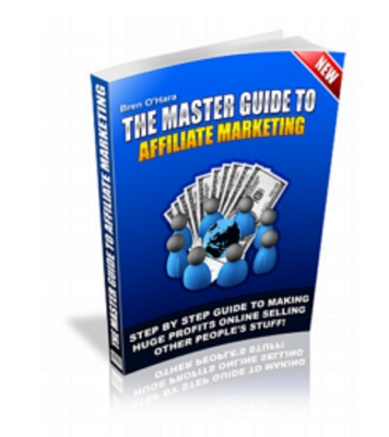 Pay for The Master Guide To Affiliate Marketing