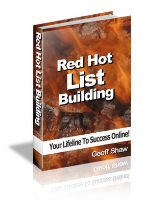 Pay for Red Hot List Building - Make Millions Online